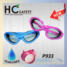 WP933 2015 new product safety onion goggle
