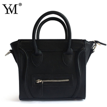 2015 New Year On shopping Custom Wholesale PU Fashion Popular Woman Tote Hand Bag for lady