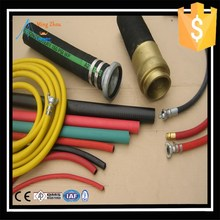 MZ industrial rubber hose and rubbe hose stock in china