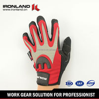 Durable synthetic leather multi-purpose protective gloves cutting glass