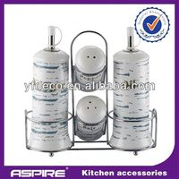 Fantastic kitchen olive oil stainless steel container