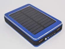 2015 solar power bank 30000mah power bank battery charger/ cell phones power bank with 18650 battery 10000mah