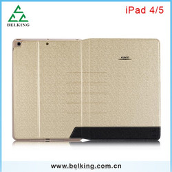 Flash Bling Leather Case For iPad 5, Tablet Folder Cover For iPad 5 Case, Case For iPad5 Stand Leather Case
