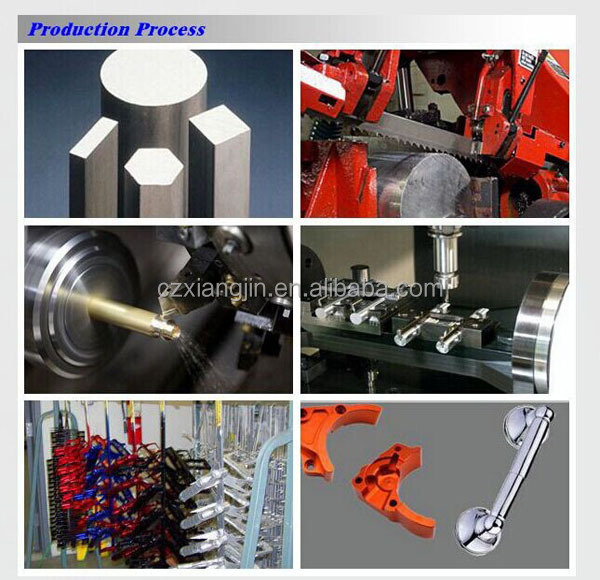 refitting cnc aluminum motorcycle parts