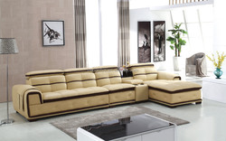 2015 tops leather sofa for sale,sofa for living room furture,modern leather sofa (8822#)