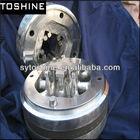 altamente difícil de alumínio perfil de extrusão morrer do fabricante de china