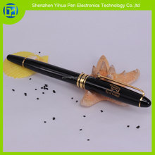 YIHUA OEM/ODM Metal gold fountain pen iridium point germany,luxury fountain pen for school stationary