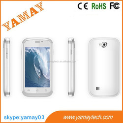 latest projector mobile phone Cheapest 3.5 inch android 4.2.2 bulit-in 3g dual core phone / android phone / smart phone