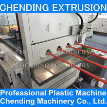 CHENDING hdpe pipe extrusion welding machine hdpe butt fusion welding manufacturing machine