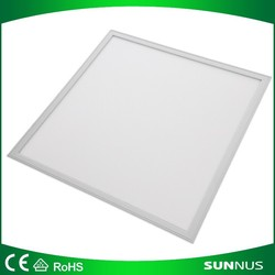40W LED panel lights 1200x300 cold white color and rectangular silver aluminum frame
