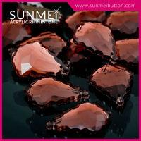 Taiwan Rhinestone Supplier Fancy Crystal Stone for Chandelier