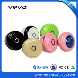 2014 fashion best selling Super mini wireless bluetooth headset / the smallest portable mono bluetooth earbuds earphone factory