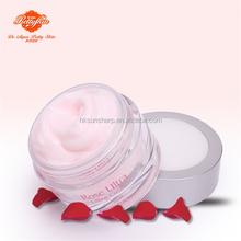 OEM Rose Skin Whitening Cream / face whitening cream