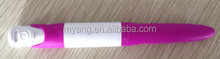 Insulin pen shape ballpoint pen/promotional ball pen/biro/medical stationery