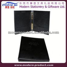 a4 size folder with calculator