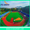Sport facility Sandwich Running Track Polyurethane Sports Surfaces EPDM Granules/SBR Athletic Track by Hand Work