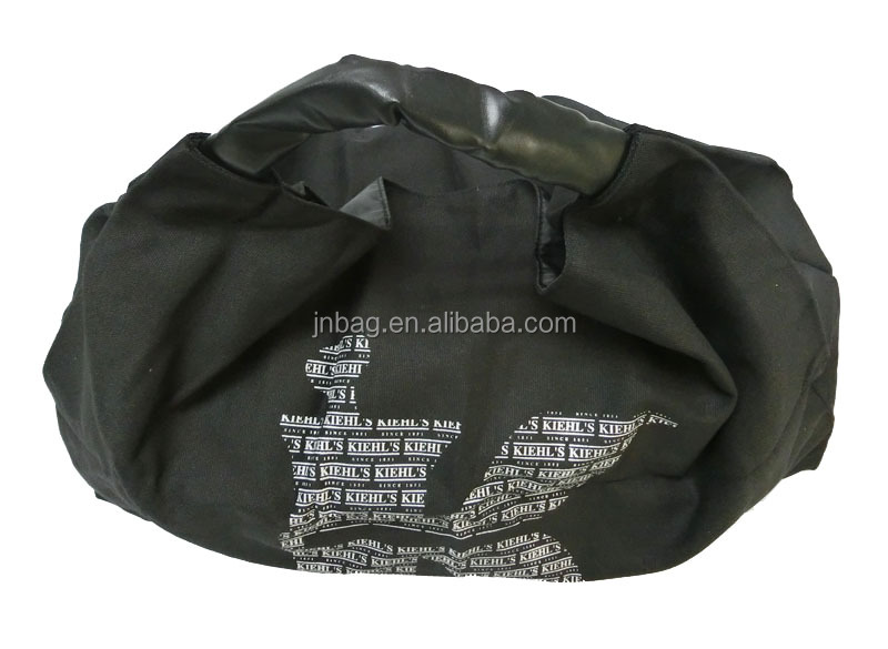 Cotton material and hobo style bag for shopping