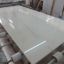 Durable engineered quartz non-slip bathroom floor tiles