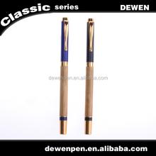 Charming roller metal pen elegant color deluxe pen