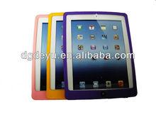 for ipad2/3 soft siliocone cases