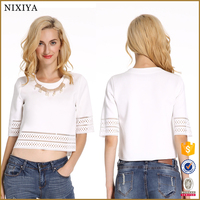 Wholesale tunic crop tops blouses and tops