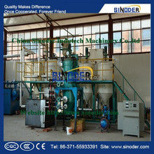 Large capacity first grade oil refinery/oil refinery machine / palm oil refinery