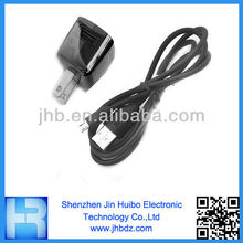 For Blackberry 2 Falt Pins USB Travel Adapter Suitable for Blackberry By Jin Huibo