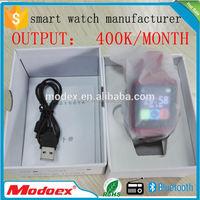 Smart watch 2015 U8 1.44'' touchscreen bluetooth watch/Alarm Smart Watch/Intelligent Smart Watch