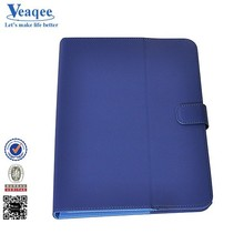 Veaqee 2015 new products universal 7'' inch leather case with usb keyboard for tablet pc