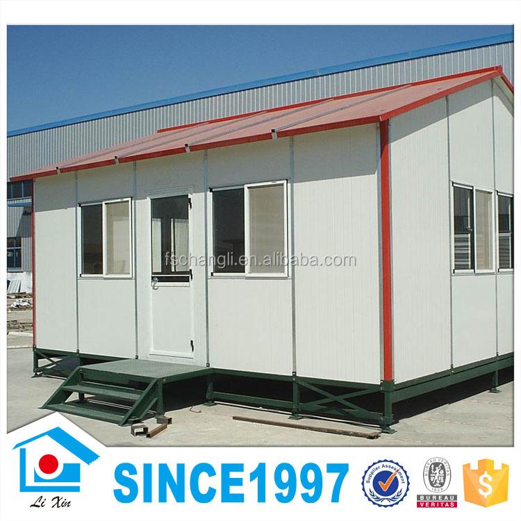 Hot Sale Modern Depot Prefab Mobile Homes