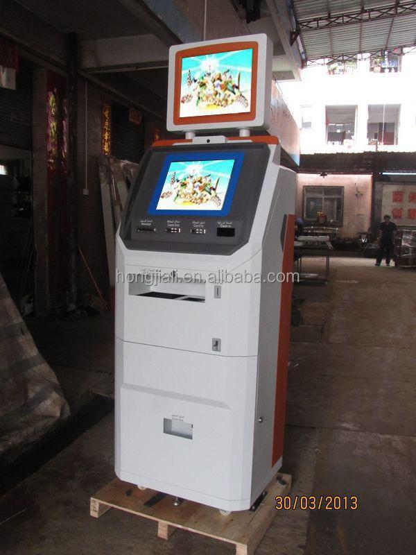 All-in-one Bill payment kiosk/Cash Payment Kiosk/Customized Payment Kiosk HJL-3310-KZ