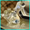 Hot sale flowery glass gift as the best gifts for women 2013