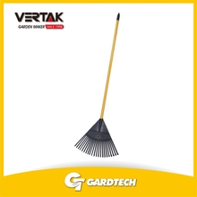 ERP management popular plastic rake for leaf