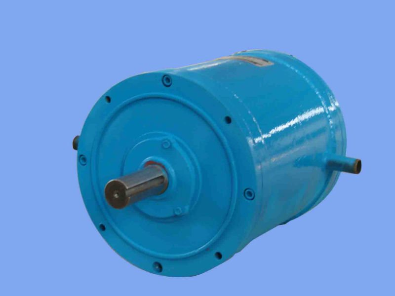 large power brushless water cooling dc motor for elcetric