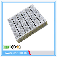 Lcd tv pcb board manufacture welding pcb led light circuit boards round