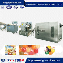 specialized suppliers hard candy punch forming line