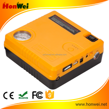 High quality 16800mah car emergency jump starter with air compressor