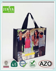 reusable bag, reusable non woven laminated bag,reusable laminated shopping bag