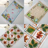 High Quality Print Tea Towel/ Cotton Tea towel, Embroidery Tea Towel
