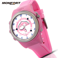 2015 new fashion touch screen watch mobile phone Tracker Remote Monitor SOS smart watch kids