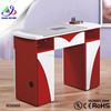 Professional manicure table nail salon furniture/wholesale nail tables/manicure table nail bar wholesale KM-HN6868