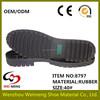 Chinese factory OEM RB suelas de zapatos for men