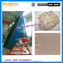 3-5 ton per hour Disk type organic fertilizer making machine for sale