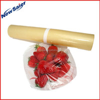 PVC stretch cling wrap film for food packaging