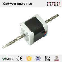 8mm lead screw drive nema 17 stepping motor