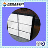 Wear & abrasion resistant 95% Alumina ceramic rubber backed panel
