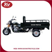 China three wheel large cargo motorcycles 200cc made in factory for sale