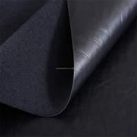 factory supplier! pu/pvc synthetic shiny mirror leather for bag,furniture,etc