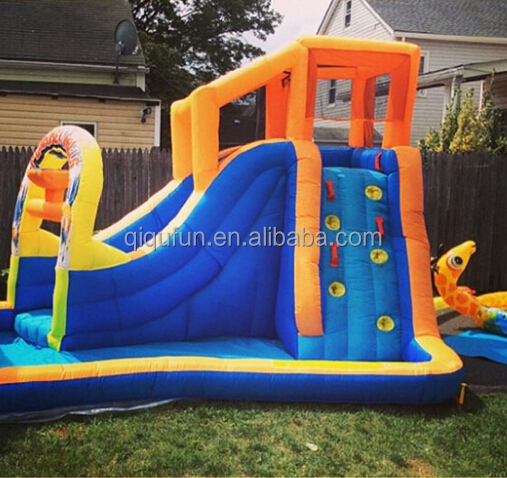 Inflatable Water Slides For Sale: Giant Inflatable Water Slide For Sale,Inflatable Slide For