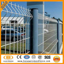 Hot sale good quality green garden fence netting/iron fence for garden